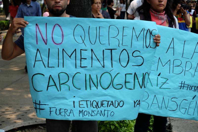 In Mexiko kämpfen Basisorganisationen seit Jahren für ein Verbot von Glyphosat