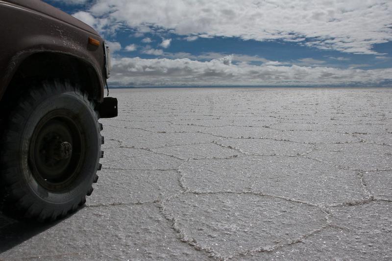 Bolivien hat in Zusammenarbeit mit dem chinesischen Unternehmen Ganfeng Lithium bisher 530 Tonnen Lithiumkarbonat produziert