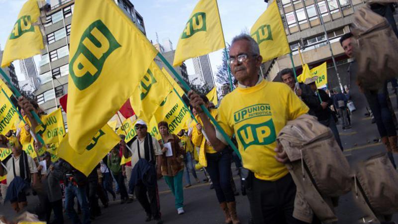 """Die Justiz hat die Morde an UP-Mitgliedern als """"politischen Genozid"""" eingestuft"""