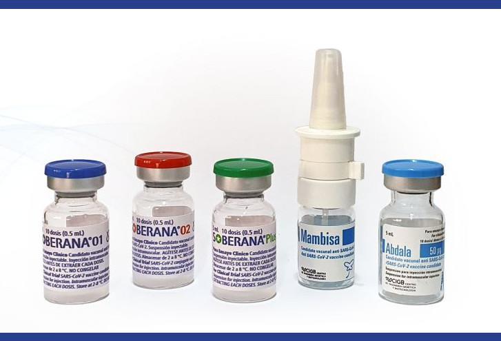 Kubas Impfstoffe gegen Covid-19