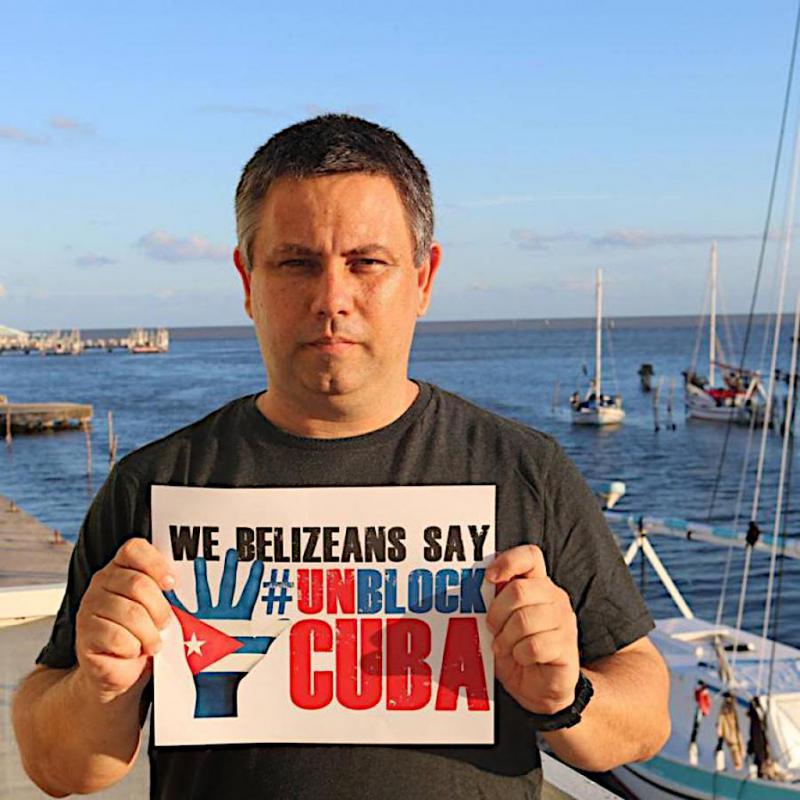 Kaum ein Land in der Welt, in dem die Kampagne Unblock Cuba nicht ihren Ausdruck findet