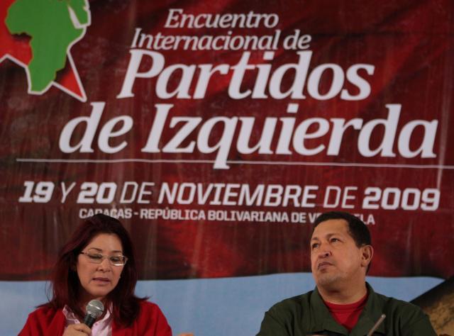 Chávez plädiert für V. Sozialistische Internationale