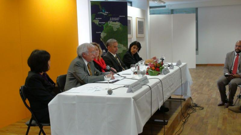 ALBA-Botschafter in Berlin: Solidarität mit Zelaya