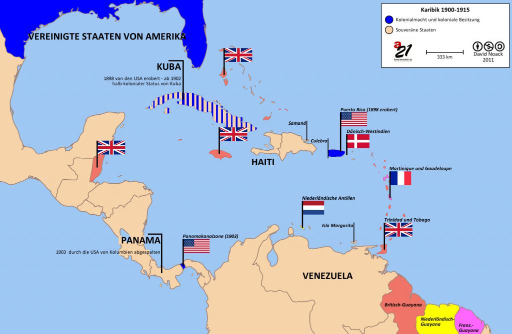 Karibik Karte.Schuldner Kanonenboote Und Banditen Für Die Wall Street Amerika21