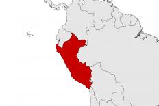 Peru Karte Südamerika.Peru Amerika21