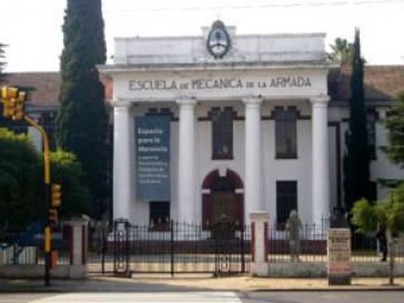 ESMA (Escuela de Mecánica de la Armada): Geheimes Haftzentrum zwischen1976-1983 in Buenos Aires