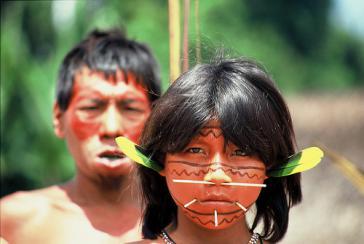 Yanomami-Indigene