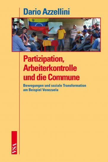 Buch: Partizipation, Arbeiterkontrolle und die Commune