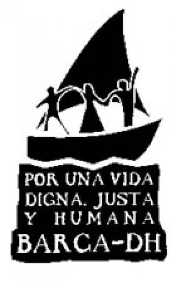 "Logo des Menschenrechtszentrums ""Bartolomé Carrasco Briseño"""
