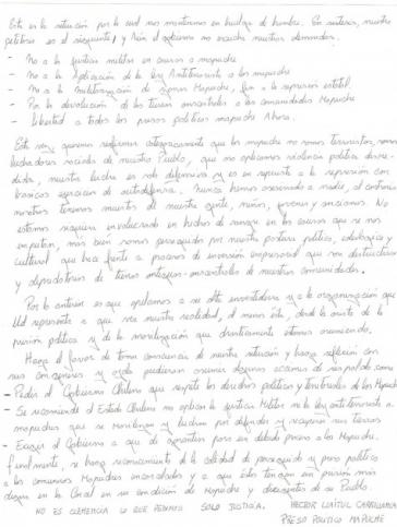 """""""Bitten um Gerechtigkeit"""": Brief an UNO-Generalsekretär Ban Ki-Moon"""