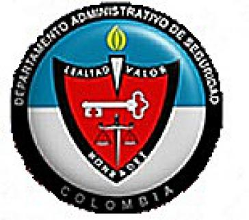 Logo des Geheimdienstes DAS