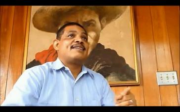 Ivan Acosta Montalvan, Vizeminister für Finanzwesen und öffentliche Kredite in Nicaragua