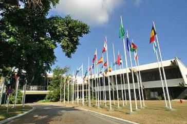 Tagungszentrum Palacio de las Convenciones in Havanna