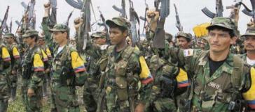 Mitglieder der FARC-Guerilla