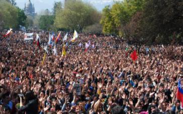 Erneute Massenproteste am Donnerstag