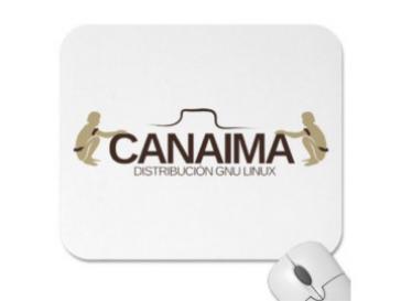 Logo der Linux-Distribution Canaima