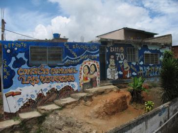 Casa Comunal im Barrio Setenta