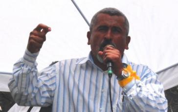 FNRP-Sprecher Juan Barahona