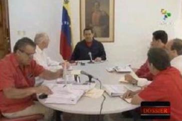 Chávez trifft sich am Freitag in Havanna mit wichtigen Ministern