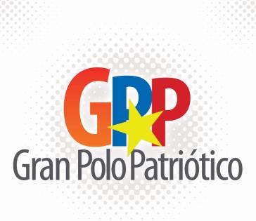 """Logo des """"Großen Patriotischen Pols"""" in Venezuela"""