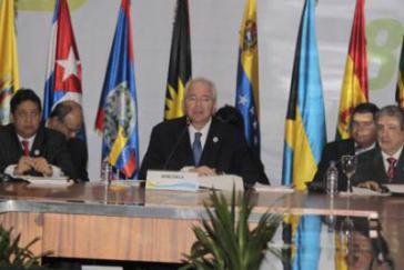 Ministertreffen der Petrocaribe