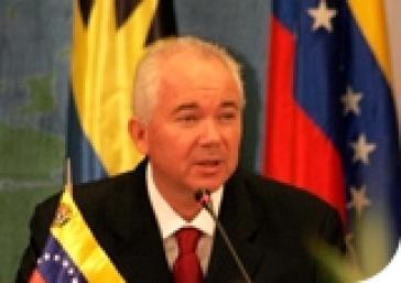 Minister Rafael Ramírez
