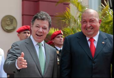 Santos und Chávez