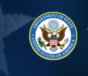 Logo des US-Außenministeriums