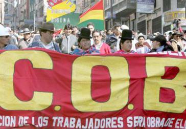 COB-Gewerkschafter