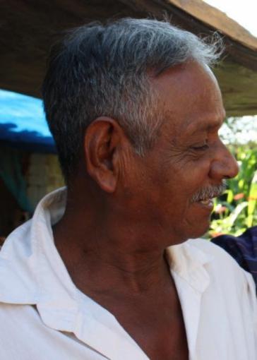 Bauer und Umweltschützer Teodoro Cabrera