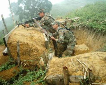 Militäreinsatz in Tolima