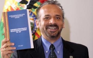 UN-Vetreter César Guedes
