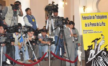 Journalisten La Paz