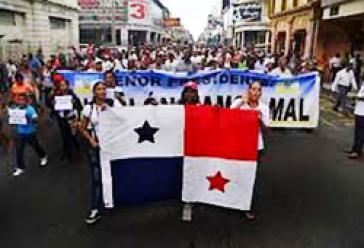 Proteste in Panama