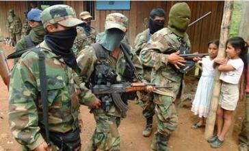 Kolumbianische Paramilitärs