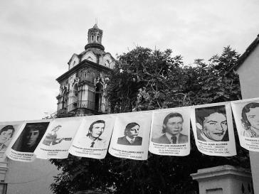 Opfer der Militärdiktatur