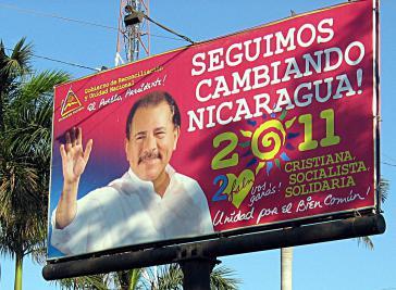 Daniel Ortega: Kampf gegen die Armut