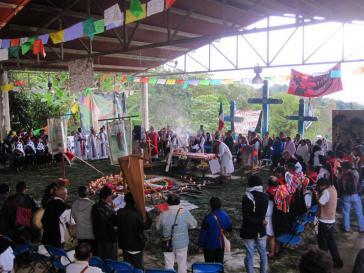 Messe am 22. Dezember zum Gedenken an das Massaker