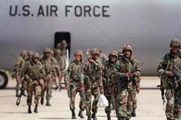 US-Marines bald in der Dominikanischen Republik?