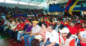 Erste Debatten über Sozialistischen Entwicklungsplan 2013-2019 im Bundesstaat Nueva Esparta
