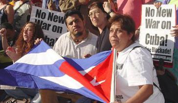 """Aktion für die """"Cuban Five"""" in den USA"""