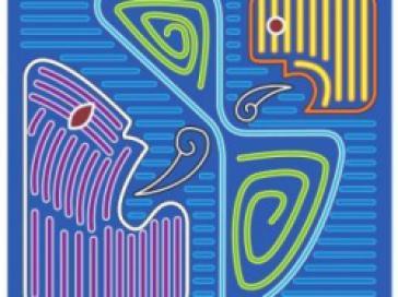 """Logo des """"Gipfels der Völker"""""""