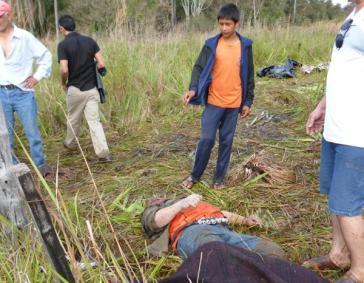 Nach dem Massaker von Curuguaty