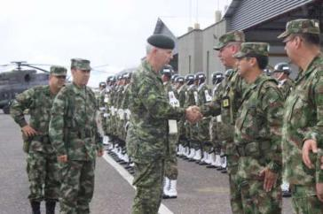 Kolumbiens Armee
