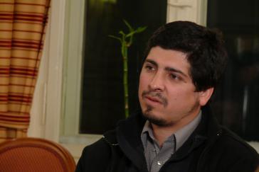 ... und Jorge Murúa.