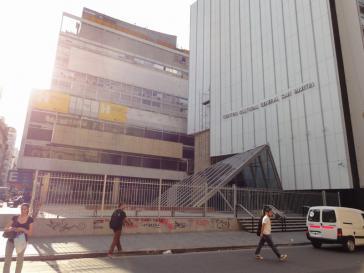 Im Herzen von Buenos Aires: Das Kuturzentrum San Martin