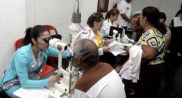 Mit der Misión Milagro werden Patienten aus ganz Lateinamerika kostenlos behandelt