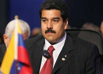 Neuer Vizepräsident: Nicolás Maduro