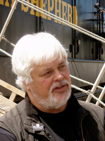 Haftbefehl überschattet Staatsbesuch: Seeaktivist Paul Watson
