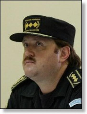 Festgenommen: Erwin Sperisen
